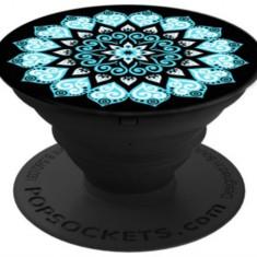 Suport Universal Popsockets cu Stand Adeziv, Model Peace Mandala Sky