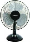 Ventilator de birou Zass ZTF 1202, 35W (Negru)