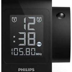 Radio cu ceas Philips AJ4800/12 (Negru)