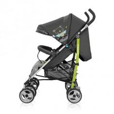 Carucior sport Baby Design Travel Quick 07 grey 2017 - Carucior copii Sport
