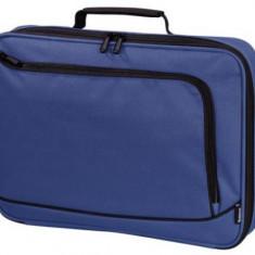 Geanta Laptop Hama Sportsline Bordeaux 15.6inch (Albastra)
