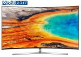 Televizor LED Samsung 165 cm (65inch) UE65MU9002, Ultra HD 4K, Smart TV, Ecran Curbat, WiFi, CI+