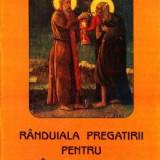 Randuiala pregatirii pentru Sfanta Spovedanie si Impartasanie