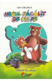 Ursul pacalit de vulpe. Poveste de colorat Ed. 2017 - Ion Creanga