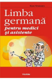 Limba germana pentru medici si asistente - Hans Neumann