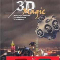 3D Magic (cu ochelari)