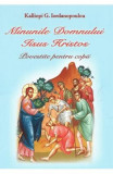 Minunile Domnului Iisus Hristos povestite pentru copii - Kalliopi G. Iordanopoulou