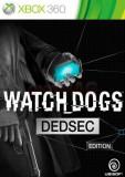 Watch Dogs Dedsec Edition (Xbox 360), Ubisoft