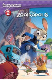 Zootropolis - Invat sa citesc - Nivelul 2