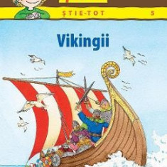 Pixi stie-tot - Vikingii - Monika Wittmann