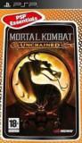Mortal Kombat Unchained Essentials (PSP)