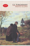 Parinti si copii (Carte pentru toti. Vol. 5) - I.S. Turgheniev