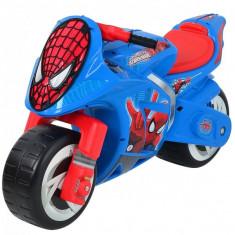 Motocicleta fara pedale Winner The Ultimate Spiderman Injusa