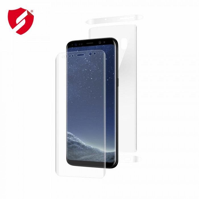 Folie de protectie Clasic Smart Protection Samsung Galaxy S8 foto mare