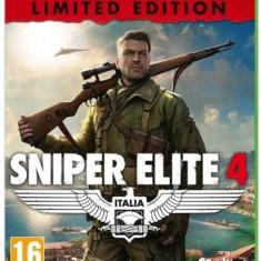 Sniper Elite 4 Limited Edition (Xbox One) - Jocuri Xbox One
