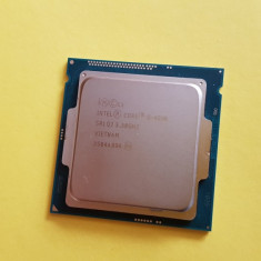 Procesor Intel Core i5-4590, 3, 30Ghz Turbo 3, 70Ghz, 6Mb, Socket 1150, Haswell, Gen 4 - Procesor PC Intel, Numar nuclee: 4, Peste 3.0 GHz, LGA 1150