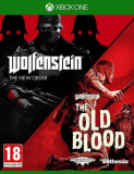 Wolfenstein The New Order & The Old Blood Double Pack (Xbox One)