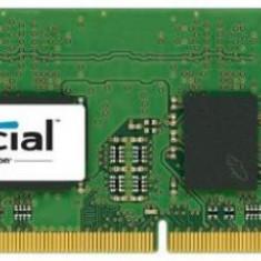 Memorie Laptop Crucial CT4G4SFS8213, 1 x 4GB DDR4, 2133 MHz, CL 15, 1.2 V