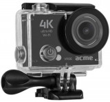 Camera Video de Actiune Acme VR06, Filmare Ultra HD, WiFi (Negru)