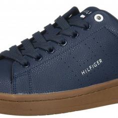 Pantofi sport/Adidasi Tommy Hil. Liston masura 40 (ultima colectie) - Adidasi barbati Tommy Hilfiger, Culoare: Albastru