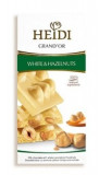 Heidi Grand'or 100g White&Hazelnuts