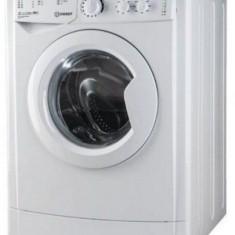 Masina de spalat rufe Indesit EWD 61052 W, 6 kg, 1000 rpm, Clasa A++ (Alb)