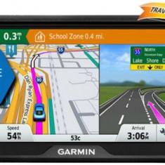 Sistem de navigatie Garmin Drive 50 LMT Travel Edition, WQVGA TFT Capacitive Touchscreen 5inch, Harta Full Europa, Actualizari pe Viata a Hartilor
