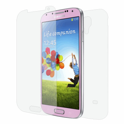 Folie de protectie Clasic Smart Protection Samsung Galaxy S4 foto