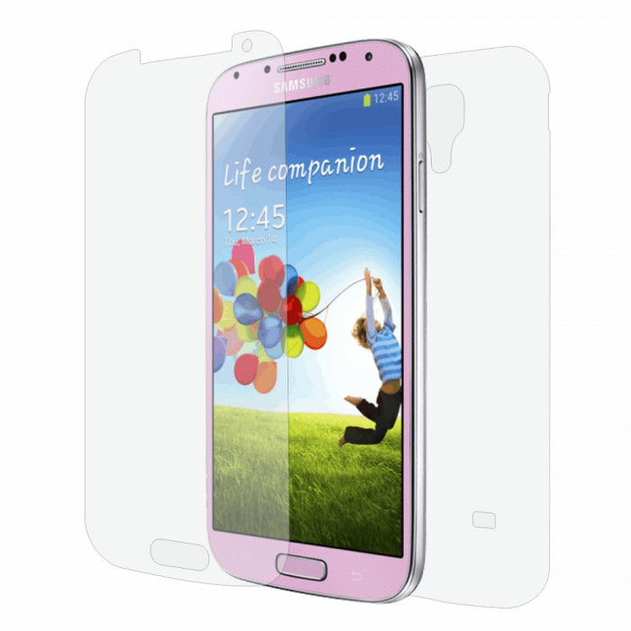 Folie de protectie Clasic Smart Protection Samsung Galaxy S4 foto mare