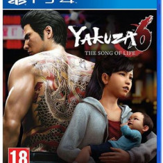 Yakuza 6 The Song of Life Day One Edition (PS4)