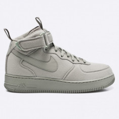 Nike Sportswear - Pantofi Air Force 1 Mid '07 Canvas - Adidasi barbati