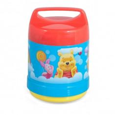 Termos 1L Winnie the Pooh Albastru Lulabi 9910110WinnieA
