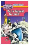 De la pamant la luna - Jules Verne, Jules Verne