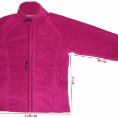 Bluza polar Columbia, copii 14/16, dama M - Imbracaminte outdoor Columbia, Marime: M