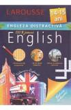 Engleza distractiva 14-15 ani Larousse