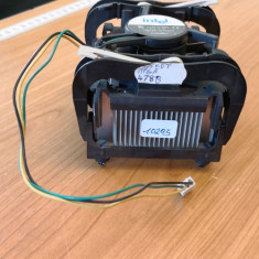 Cooler Ventilator PC Intel Socket 478B (10295), Pentru procesoare