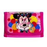Portofel Minnie Mouse roz