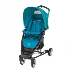 Carucior sport Baby Design Enjoy Turquoise 2016 - Carucior copii Sport