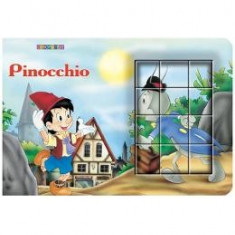 Cubopuzzle - Pinocchio - Carte educativa