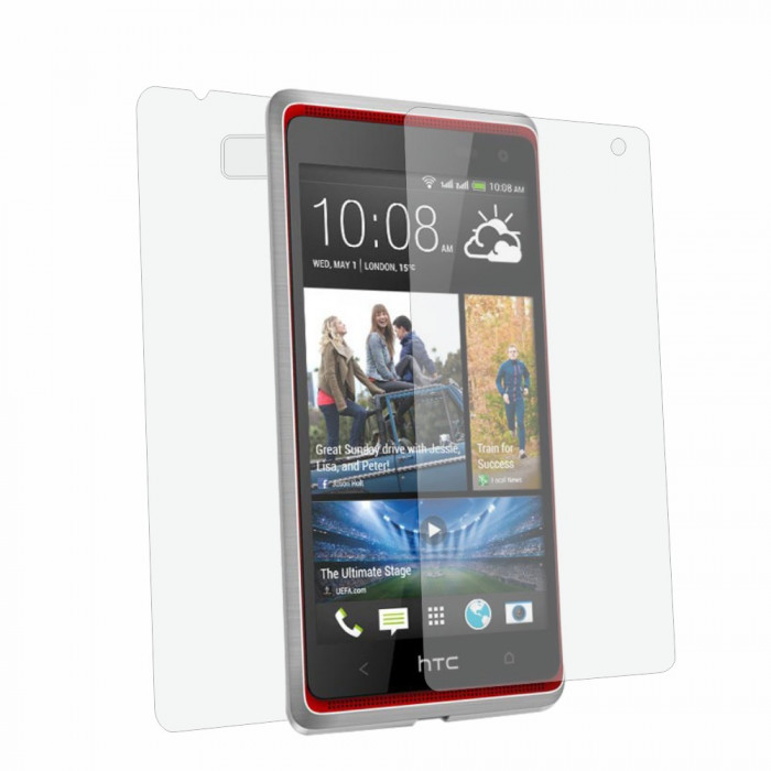 Folie de protectie Clasic Smart Protection HTC Desire 600 foto mare