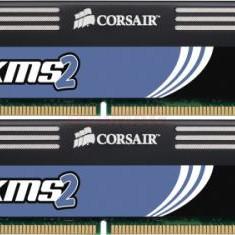 Memorii Corsair XMS2 Classic Blue DDR2, 2x2GB, 800MHz - Memorie RAM