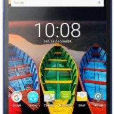 Tableta Lenovo Tab 3 850M, Procesor Quad-Core 1GHz, Capacitive touchscreen 8inch, 1GB RAM, 16GB Flash, 5MP, Wi-Fi, 4G, Android (Negru)