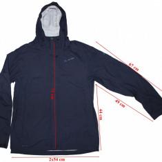 Jacheta ploaie Vaude, membrana Ceplex Active, barbati, marimea 52(L) - Imbracaminte outdoor Vaude, Marime: L, Jachete
