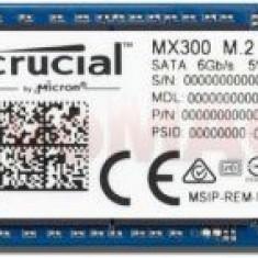 SSD Crucial MX 300 Series, 525GB, M.2 2280, SATA III 600