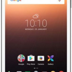 Tableta Alcatel A3, Procesor Quad-Core 1.1GHz, IPS Capacitive touchscreen 10.1inch, 2GB RAM, 16GB Flash, 5 MP, Wi-Fi, Android (Alb)