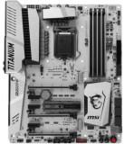 Placa de baza MSI Z270 MPower Gaming Titanium, Intel® Z270, LGA 1151