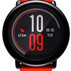 Ceas activity tracker Xiaomi Mi Amazfit Pace (Negru/Rosu) - Aparat monitorizare