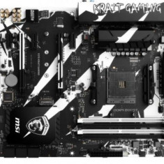 Placa de baza MSI Krait Gaming, AMD X370, AMD AM4