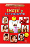 Emotii si sentimente - Cartonase - Silvia Ursache, Silvia Ursache