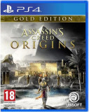 Assassin's Creed Origins Gold Edition (PS4), Ubisoft
